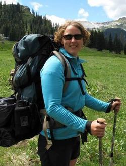 Lenya Quinn-Davidson, Area Fire Advisor
